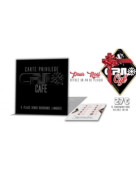CARTE CONSO CRIL CAFE